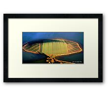 Feehary Island By Design Framed Print