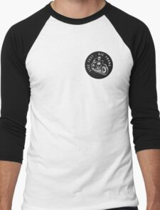 BRANDY MELVILLE LIVE FAST DIE YOUNG Men's Baseball ¾ T-Shirt