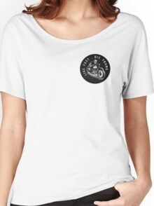 BRANDY MELVILLE LIVE FAST DIE YOUNG Women's Relaxed Fit T-Shirt