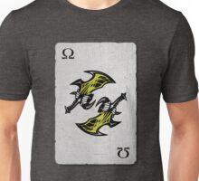 God of War - Ace of Blades Unisex T-Shirt