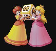 Princess Peach and Daisy Kids Tee