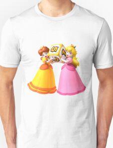 Princess Peach and Daisy Unisex T-Shirt