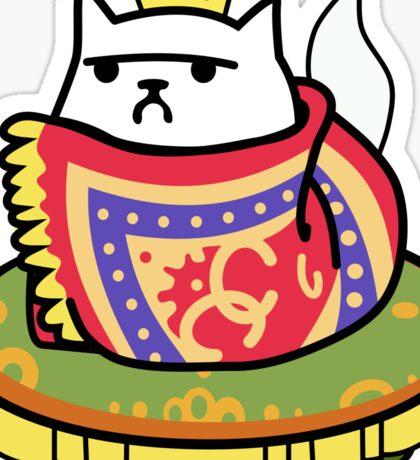His Majesty Xerxes IX Sticker
