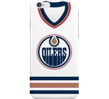 Edmonton Oilers 2003-07 Away Jersey iPhone Case/Skin