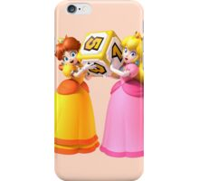 Princess Peach and Daisy iPhone Case/Skin