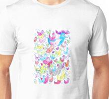 Repeating Birds Unisex T-Shirt