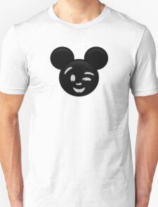 Micky Emoji - Wink T-Shirt