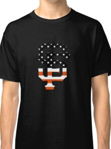 San Francisco Giants Flag Logo Classic T-Shirt