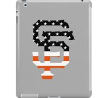 San Francisco Giants Flag Logo iPad Case/Skin
