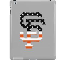 San Francisco Giants Flag Logo iPad Case/Skin