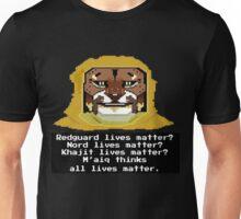 M'aiq on #BLM (TES Lore) Unisex T-Shirt