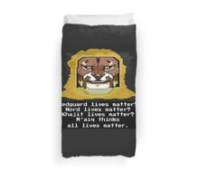 M'aiq on #BLM (TES Lore) Duvet Cover