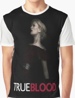 tRUE blood-Eric Sookie Bill Graphic T-Shirt
