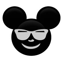 Micky Emoji - Shades by LauryQuinn
