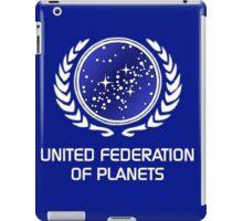 United Federation of Planets iPad Case/Skin