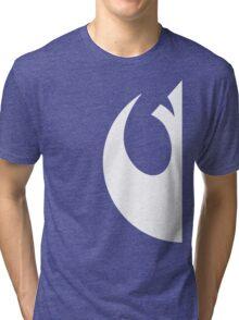 Rebels emblem Tri-blend T-Shirt