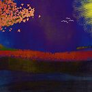 Purple Dreamland by Kasia-D