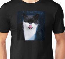 Batcat is Watching You! Unisex T-Shirt