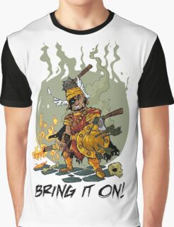 Bring it on Graphic T-Shirt