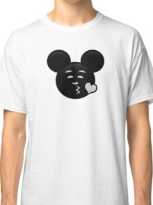 Micky Emoji - Sweet Kiss Classic T-Shirt