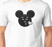 Micky Emoji - Sweet Kiss Unisex T-Shirt