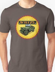 Willys wartime Jeep 1941~1945 T-Shirt
