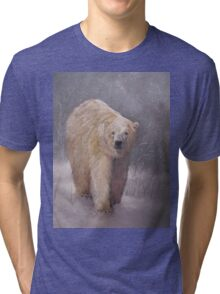 Fine Day For A Walk Tri-blend T-Shirt