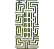 Overlook Hotel Shrub Labyrinth - The Shining iPhone Case/Skin
