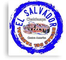 Ruta Maya El Salvador Canvas Print