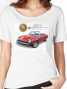 Fiat 124 spider Women's Relaxed Fit T-Shirt
