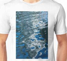 Dazzling Liquid Abstracts One Unisex T-Shirt