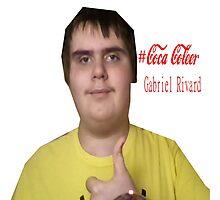HASHTAG Coca Coleer Photographic Print