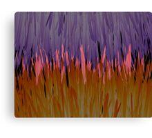 Oraple - When Orange and Purple Collide Canvas Print