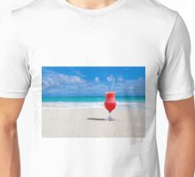 Colorful Cocktail in Paradise Unisex T-Shirt