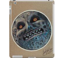 N64 Majora's Mask Moon iPad Case/Skin