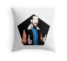 Avi Kaplan Throw Pillow