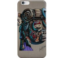 N64 Majora's Mask Mask Salesman iPhone Case/Skin