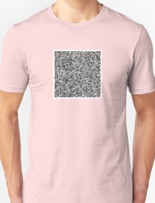 interjection QR code T-Shirt
