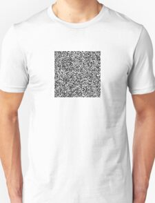 interjection QR code T-Shirt