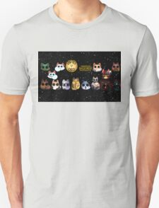 Dana's world of Cats - Purr Wars T-Shirt