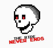 "RCT - Mr. Bones: ""The Ride Never Ends!"" Unisex T-Shirt"