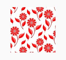 Simple flowers and leaf pattern Classic T-Shirt