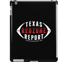 Texas Redzone Report Gear iPad Case/Skin