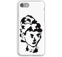 Woman in Ink iPhone Case/Skin