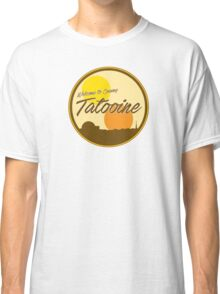 Welcome to Sunny Tatooine Classic T-Shirt