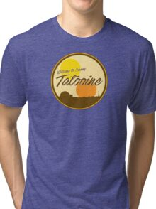 Welcome to Sunny Tatooine Tri-blend T-Shirt