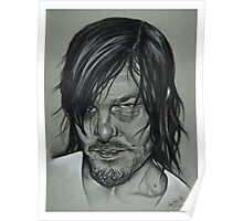 Daryl Dixon from The Walking Dead Poster
