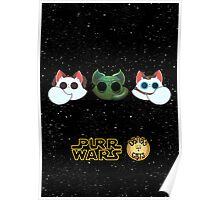 Dana's world of Cats - Purr Wars, the oldies Poster