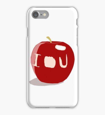 IOU Sherlock iPhone Case/Skin