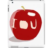 IOU Sherlock iPad Case/Skin